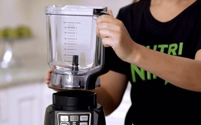 Ninja Blender Assembling