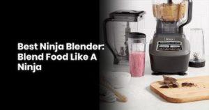 Best Ninja Blender Blend Food Like A Ninja