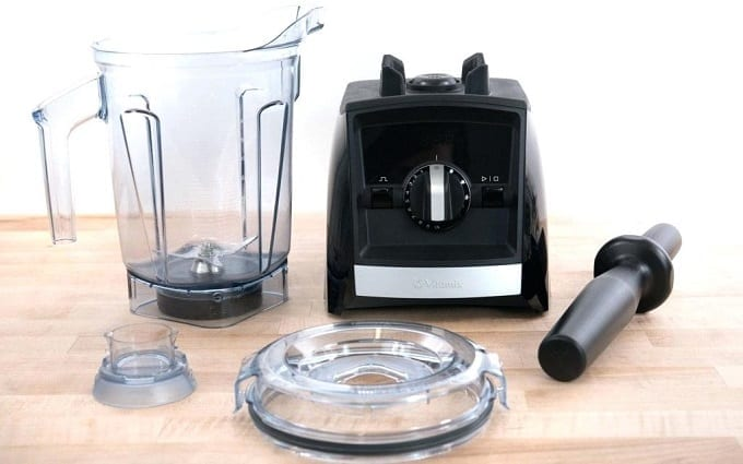 Vitamix Blender Cleaning