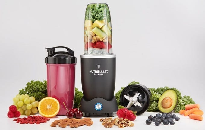 Using Nutribullet