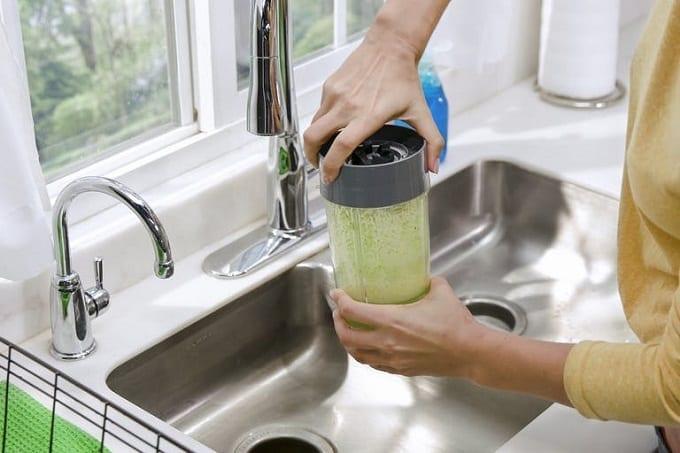 Cleaning Nutribullet