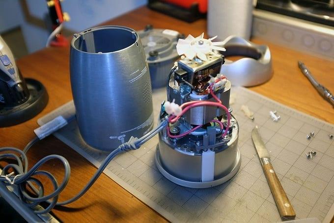 Nutribullet Motor