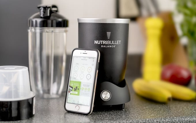 Nutribullet App