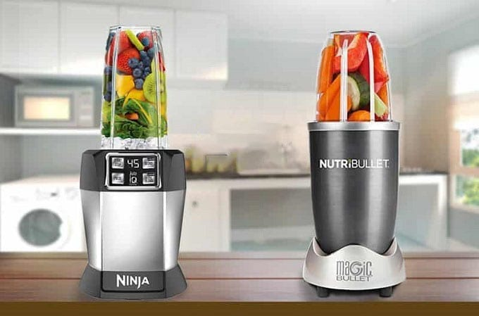 Ninja VS Nutribullet