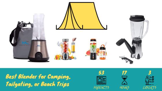 Best blender for camping