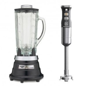 Standup vs hand-held battery operated blender
