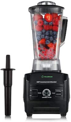 Alternative Vitamix Blenders - Cleanblend Commercial Blender