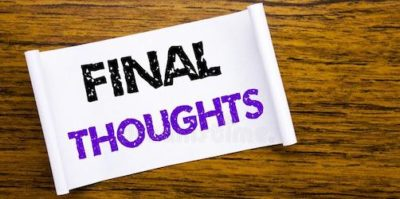Final Thoughts Vitamix 5200 Blender