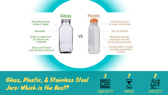 Glass vs. Plastic Blender Jars