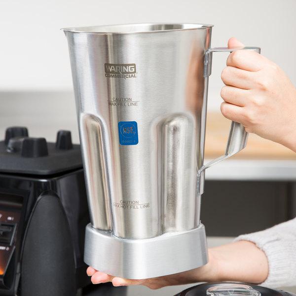 Stainless Steel Jar for Blender