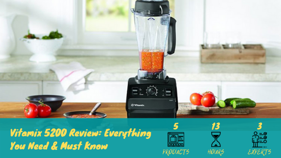 Vitamix 5200 Blender - Review