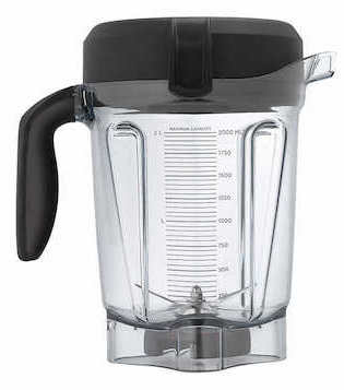 Vitamix 750 Low Profile Container 10.1Inches